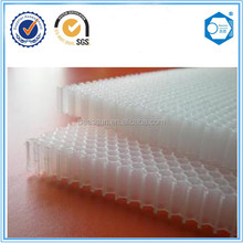 BEECORE aluminum/ PP Honeycomb core Reinforced FRP Fiberglass Composite Panel for loading