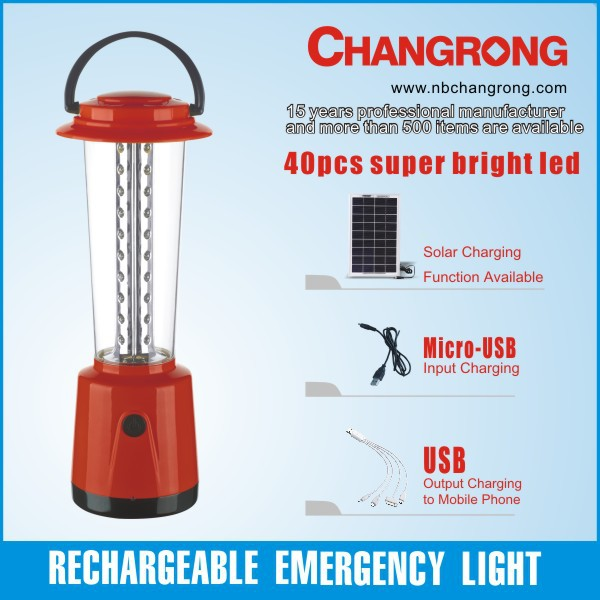 camping lantern rechargeable portable led lamp solar panel