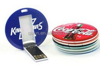 high quality cheap custom logo business card plastic different types usb flash drives