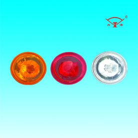 Any Color elliptical crystal Huanghai LED Bus Tail Light