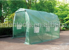 Large size garden used plastic cover grow tent