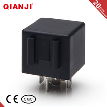 QIANJI China Waterproof High-power Auto Relay 12V 40A Automobile Relay