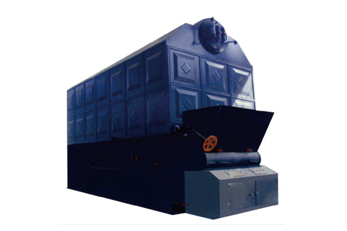 supply steam for industry and living coal-burning steam and hot water boiler