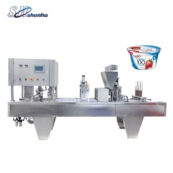 best quality martini goblet filling and sealing machine with best service