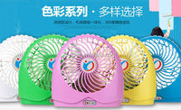 Portable Mini USB Fan Lithium Battery Operated Mini Electric Fans For Mobile Phone Charging