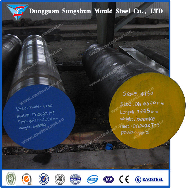 High Quality Alloy Steel SAE 4130 5140