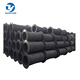 flexible suction rubber hose with flange for sand or mud