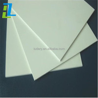 abs plastic sheet for sales hard plastic transparent sheet thermostability pvc plate 5mm for mgo board production line