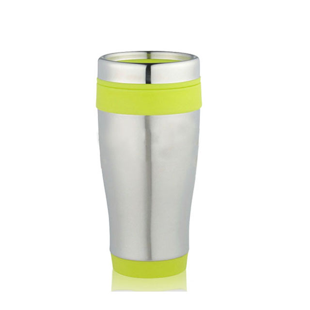 Promotional customized color stainless steel mugs