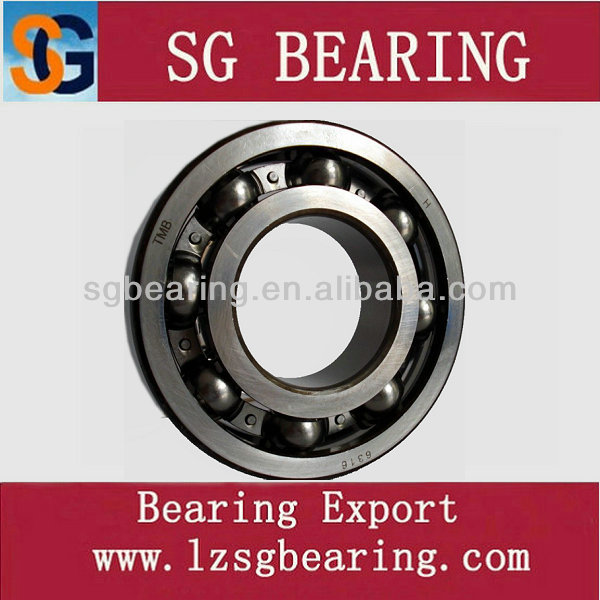 All kinds of bearing deep groove ball bearing 6002
