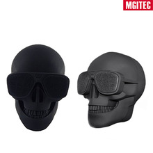 2017 NEW gadgets Skull Speaker for Desktop PC/Laptop Notebook/Mobile Phone/MP3/MP4 Player