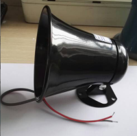 RPH-5P Plastic horn with rotary breaket as standard ,china speaker manufacturer