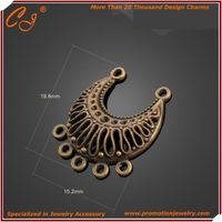 Gemstone Setting Inter National Jewelry Beijing Antique Bronze Color Yiwu Cute Jewelry Co., Ltd. OEM