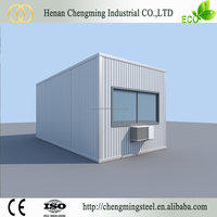 Cheap And Modern Antiseismic Affordable Container Living Quarters