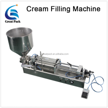 Five-Way Valves Pneumatic Chili Sauce Filling Machine