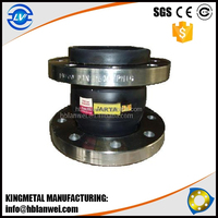 Alibaba hot express forged universal screwed expansion joint