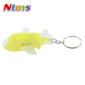 Kids Mini Led Flashlight Keychain Airplane Light Toys