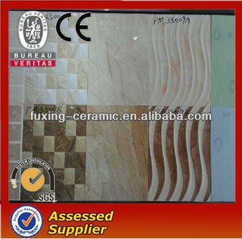 New Items!!!300X450mm 3D Inkjet Ceramic Tile