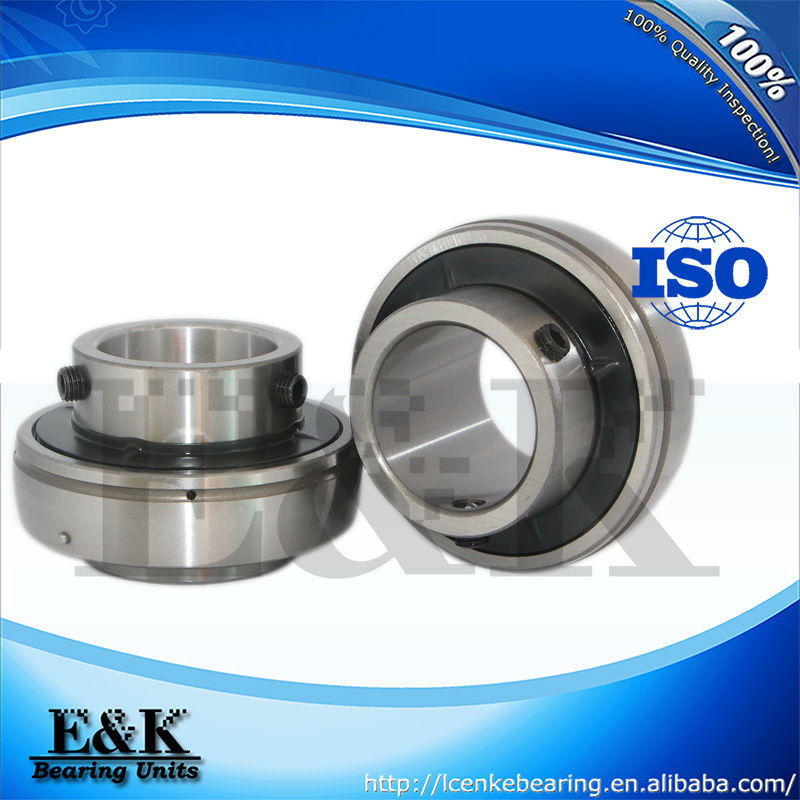 Inch pillow block bearing UC208 UC208-24/-25 Inch insert bearing