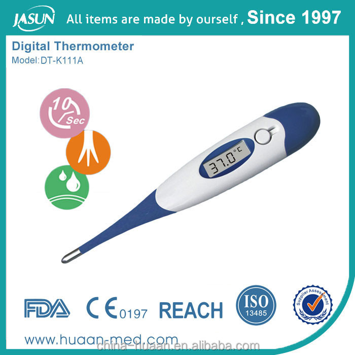 Factory Price CE Qualified Digital High Quality Accuracy Electronic Thermometer