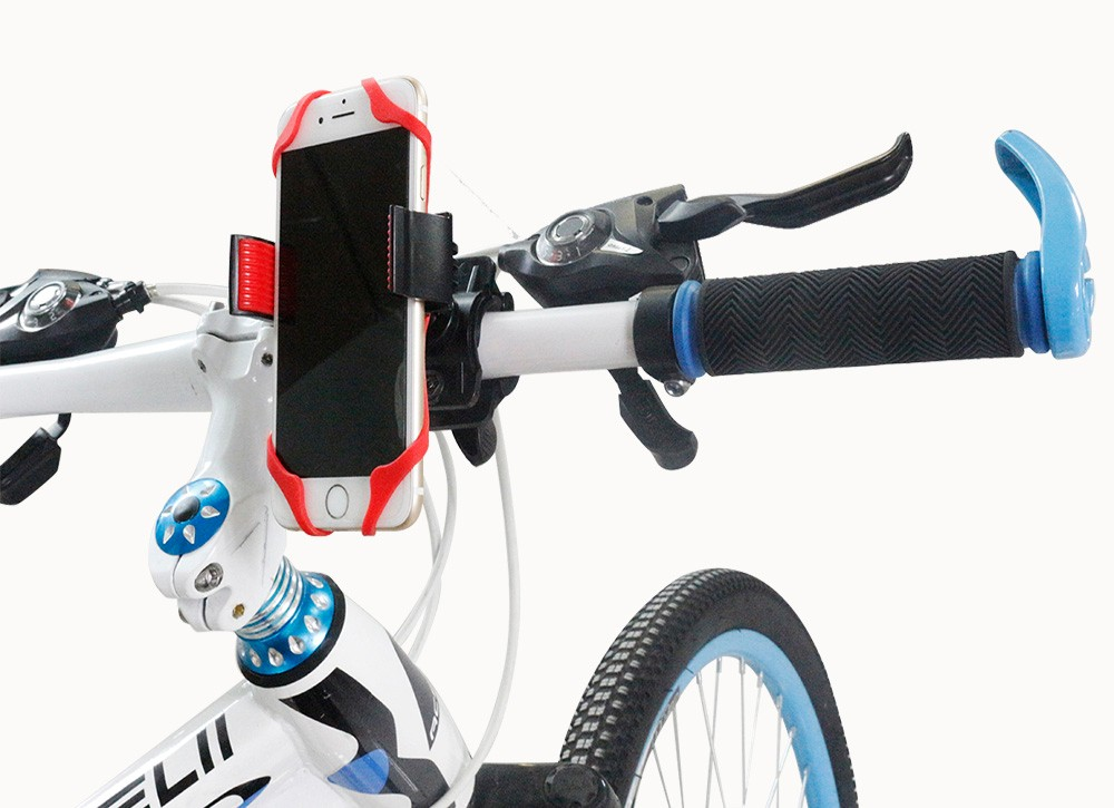 Universal Bicycle Handle Bar Smartphone Bike Cell Phone Holder Support for iphone 6 and more phone