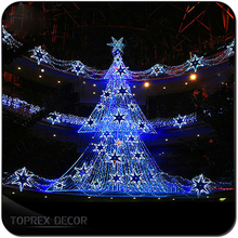 Toprex CE&RHOS wholesale led artificial christmas tree parts