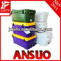 Plastic picnic/camping/Hiking ice cooler box
