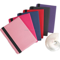 Book style wallet flip 360 degree rotating pu leather case for ipad mini 2/3