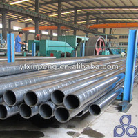 astm a106 a53 schedule 80 carbon cold drawn seamless steel pipe