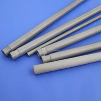 Silicon nitride Thermocouple protection pipe for aluminum die casting