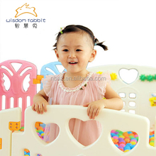 Best-sealing Affordable Product Colorful Safety Baby Fence Bed Guard Child