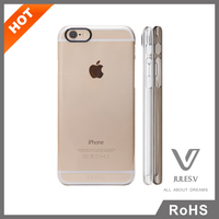 Best selling items mobile phone shell for iphone, ultra thin transparent crystal tpu hard case cover for iphone 6 6s