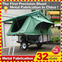 Kindle Professional heavy duty Atv camping trailer