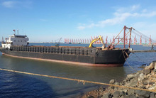 256 FT 3000 DWT LCT Tipo autopropulsado Barcaza