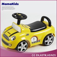 2015 new model popular baby toy cheap plastic child pedal car
