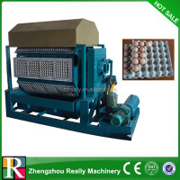 egg carton making machine price/egg tray producing equipment/egg salver making machine