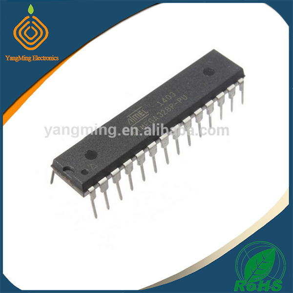 New and Original IC MCU Atmel ATMEGA328P-PU ATMEGA328P
