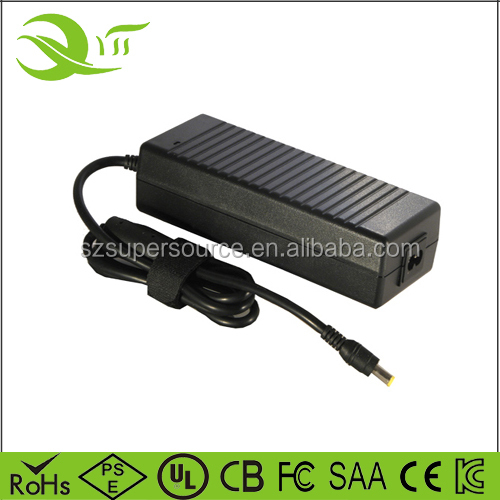 20V 6A 120W Universal Laptop AC/DC carregador adapter Charguer with 5.5*2.5mm for Fujitsu