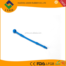 Medical grade silicone urethral sound flexible insert SM game toys, non stainless steel urethral sound sex toys