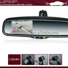 Chinese manufactory 3.5 inch LCD TFT Rearview Monitor For OPEL Zafira car
