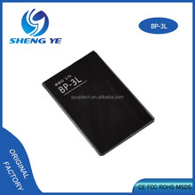 Best Selling general Battery OEM 1300mah Mobie phone battery for BP-3L Battery ForFor NOKIA Lumia710 610 603 3030 510 303