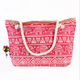 2017 New Ethnic Style Cloth Art Female Bag Fashion Printing Canvas Bag