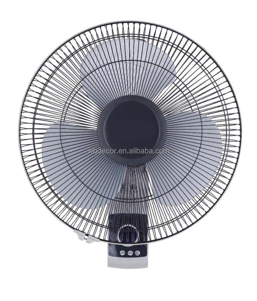 air cooling whisper quiet motor 16 inch new electric wall fan