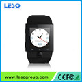 3G android smart watch phone with Wifi support Bluetooth Handset Earphone