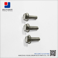Alibaba China Fastener Facotory Price Gi Bolts And Nuts