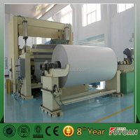 Waste paper recycling machine for writing paper production/pulp making equipment for make office copy paper