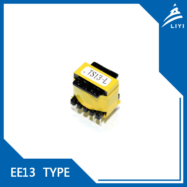 Power supply EE/EI electronic battery charge high frequency transformer