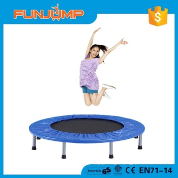 FUNJUMP high quality low price blue Kids trampoline for rent