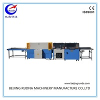 automatic induestrial shrink film wrapping sealer