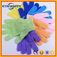factory supply hot selling great Body Exfoliator bath glove